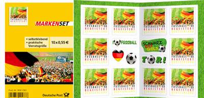 Briefmarkenset Nationalismus